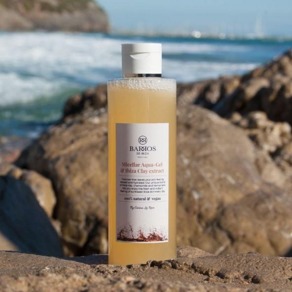 Micellar Aqua-gel & Ibiza Clay Extract - 100 ml