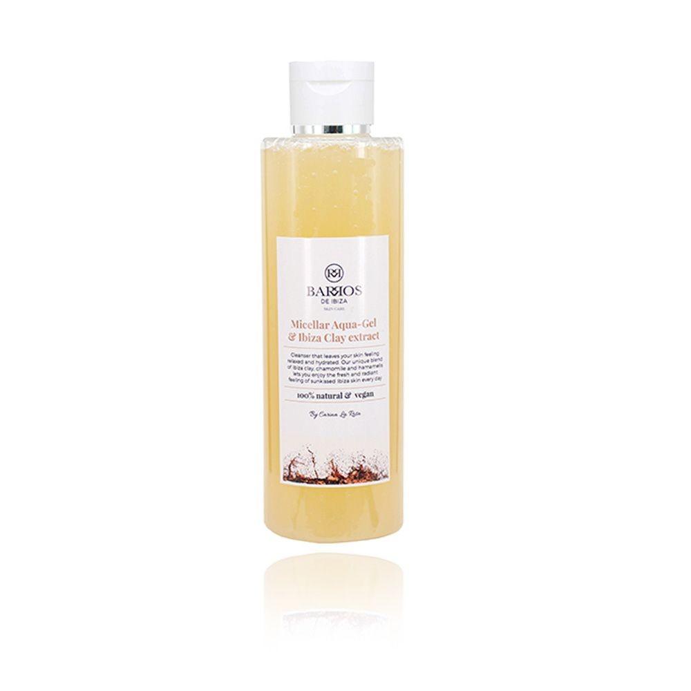 Micellar Aqua-gel & Ibiza Clay Extract - 200 ml